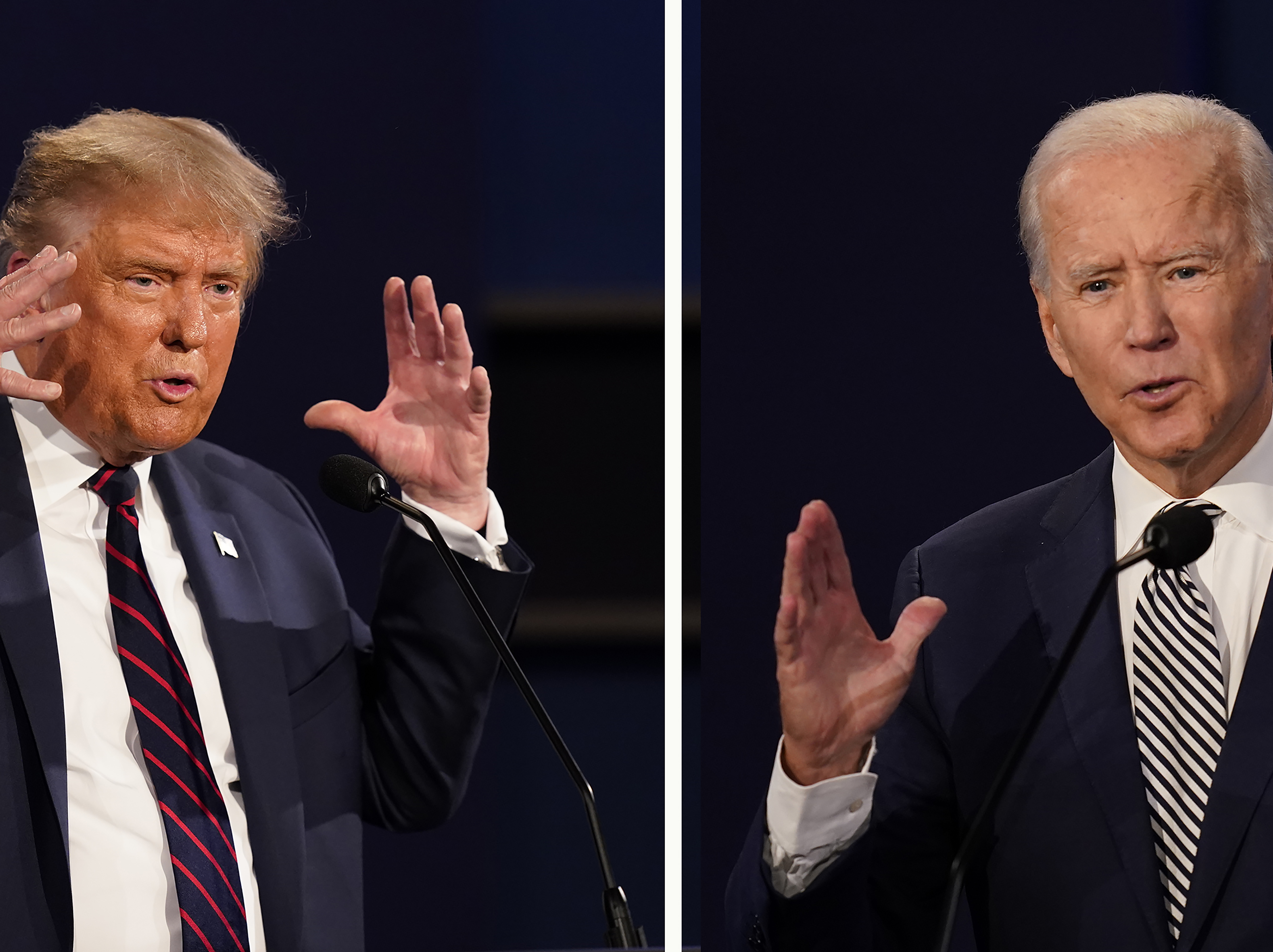 Trump Says A Virtual Debate With Biden Is 'A Waste Of Time'  NPR