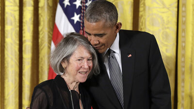 Nobel Prize In Literature Awarded To U.S. Poet Louise Glück