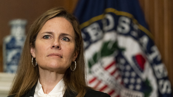 The Senate Judiciary Committee begins confirmation hearings this week for Supreme Court Nominee Amy Coney Barrett.