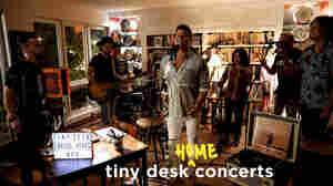 Carlos Vives: Tiny Desk (Home) Concert