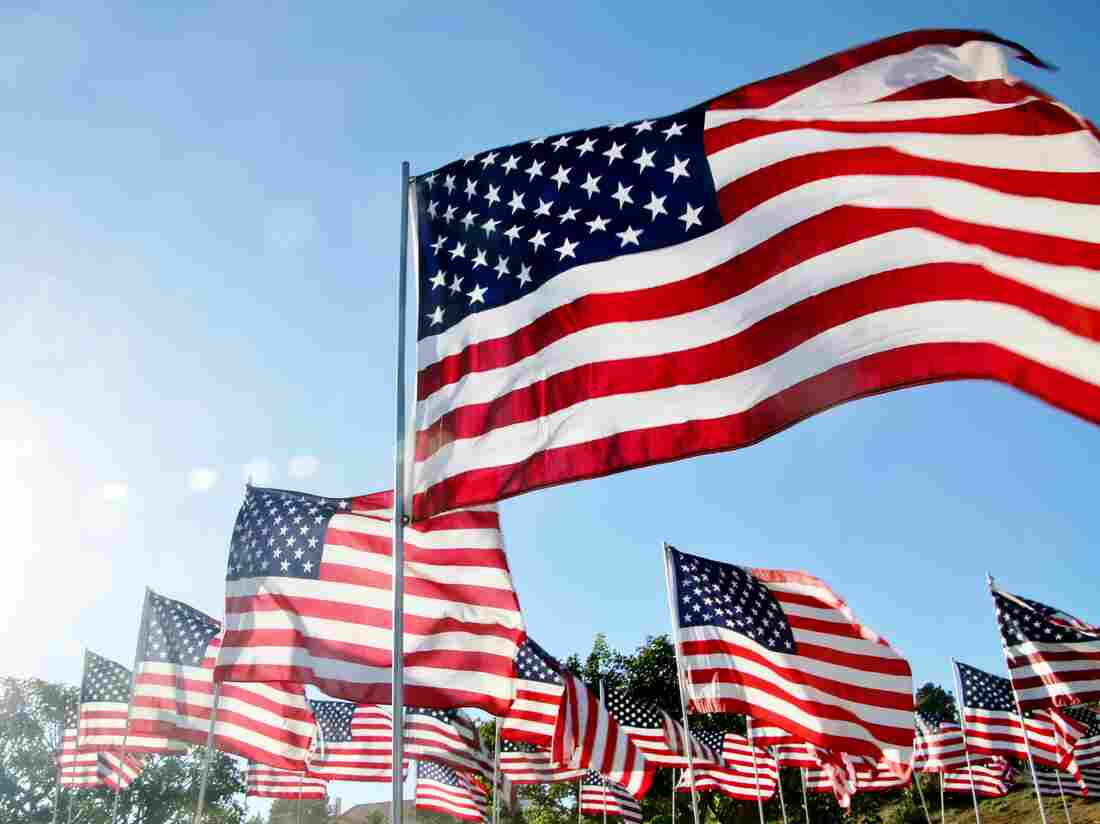 We Asked Americans How They Feel About The U.S. Flag. It Got Interesting.