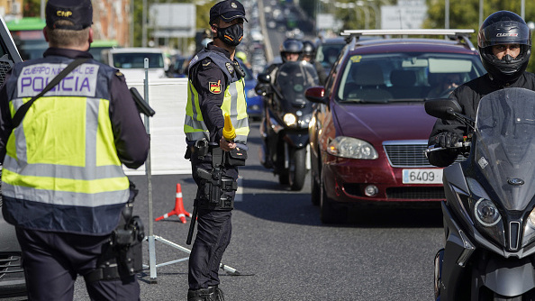 Spanish Government Orders State of Emergency In Madrid Region As COVID-19 Cases Rise – NPR