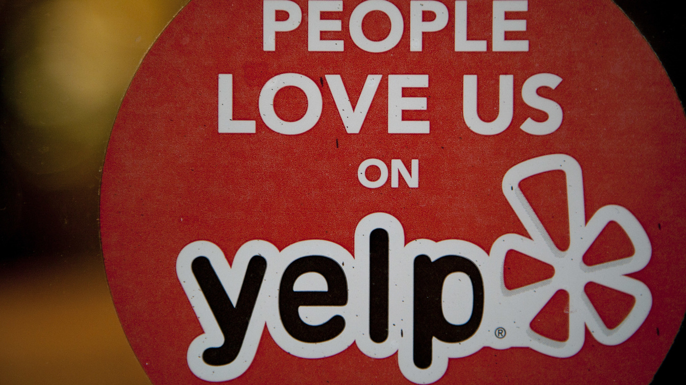 Yelp Will Label Businesses Accused Of Racist Behavior – NPR