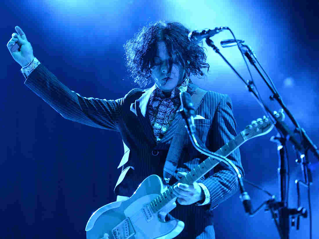 'SNL' taps Jack White as last-minute replacement for musical guest Morgan Wallen