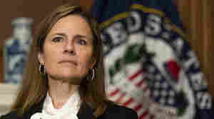 Many Firsts At Confirmation Hearings For Judge Amy Coney Barrett