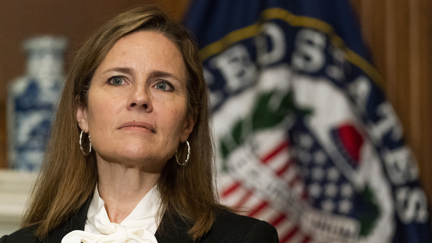 What Makes Amy Coney Barrett's Confirmation Hearings Different – NPR