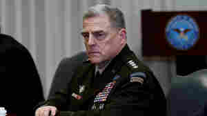 Transcript: NPR's Full Interview With Joint Chiefs Of Staff Chairman Mark Milley