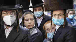 Police Arrest Anti-Lockdown Protest Leader In New York's Orthodox Jewish Community