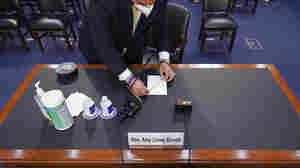 Capitol Officials Say Barrett Hearing Room Meets COVID-19 Safety Protocols