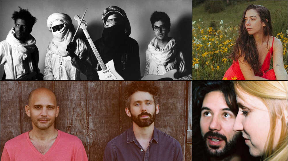 New Mix: Luluc, The Antlers, Squirrel Flower, More