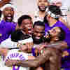 Lakers Win NBA Finals; No Coronavirus Cases Reported In Bubble