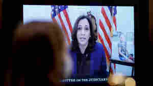 Harris: Republicans 'Defying Will Of The People' By Pushing Barrett Nomination