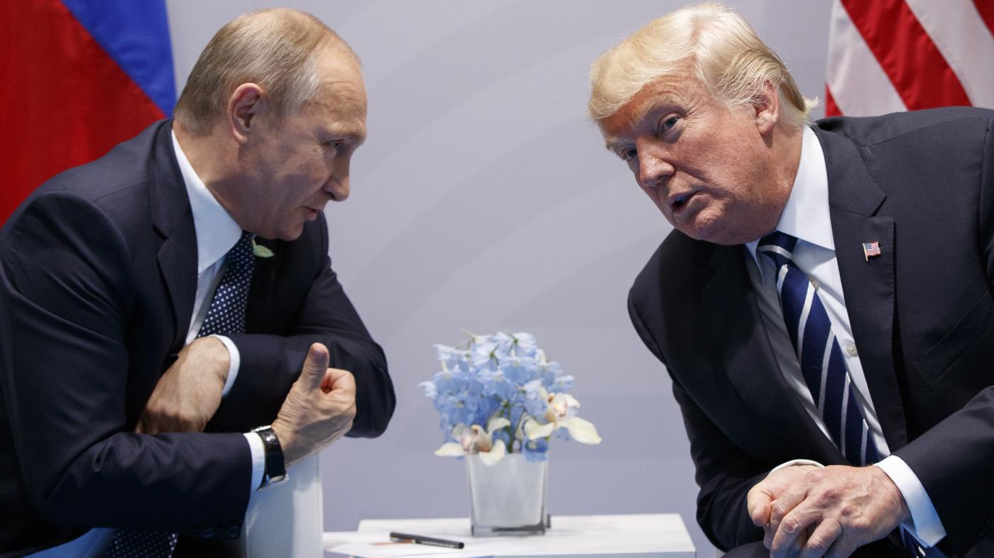 Trump Vs. Biden: How Russia Sees The U.S. Election – NPR