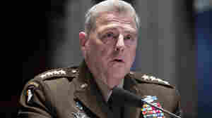 Gen. Milley: 'We're Trying To End A War Responsibly, Deliberately'