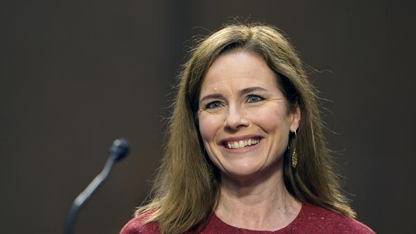 Supreme Court nominee Judge Amy Coney Barrett notes she hasn