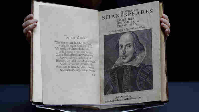 Shakespeare's Original First Folio Sells For Almost $10 Million