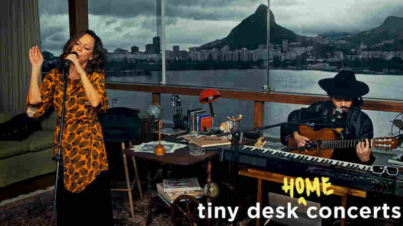 Bebel Gilberto: Tiny Desk (Home) Concert