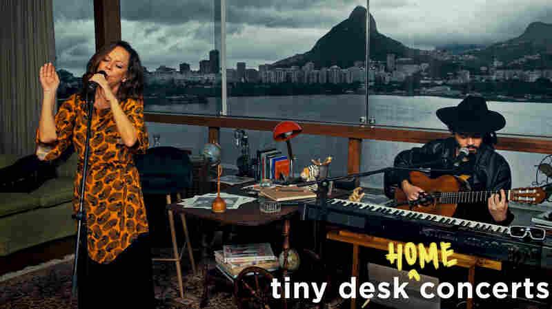 Bebel Gilberto: Tiny Desk (Home) Concert