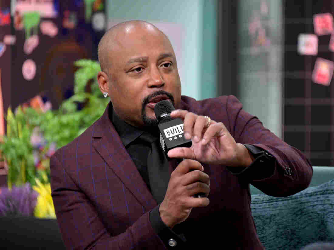 NEW YORK, NEW YORK - MARCH 10: Daymond John visits Build to discuss his book Powershift at Build Studio on March 10, 2020 in New York City.