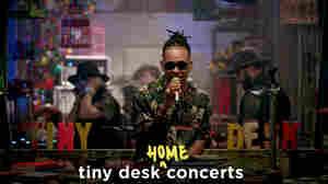 Ozuna: Tiny Desk (Home) Concert