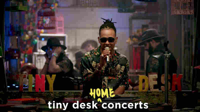 Ozuna: Tiny Desk (Home) Concert