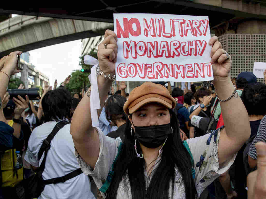 Thailand Issues Emergency Decree Over Anti-Government Protests