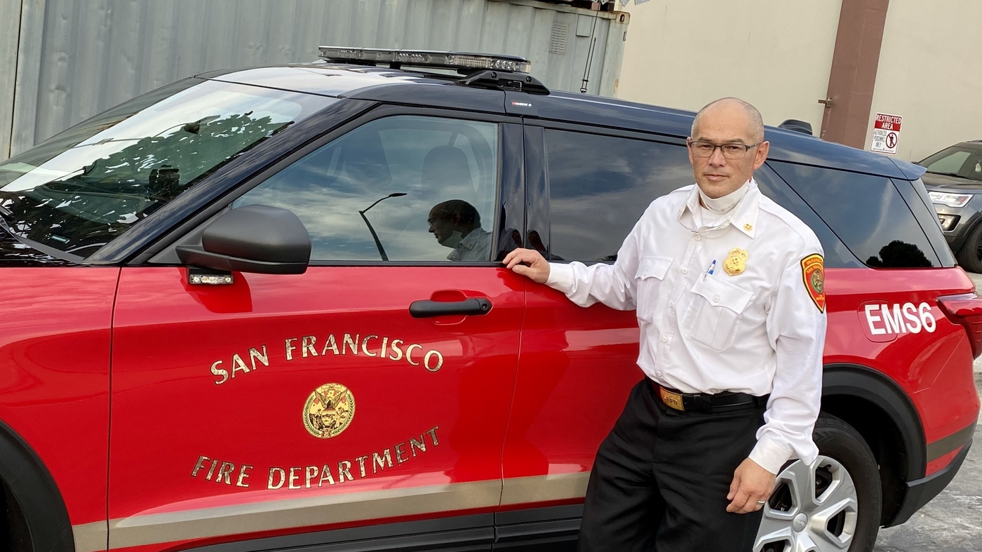 Starting next month, San Francisco will deploy new unarmed teams of professionals from the fire and health departments — not police — to handle most calls for people in a mental health or behavioral crisis.