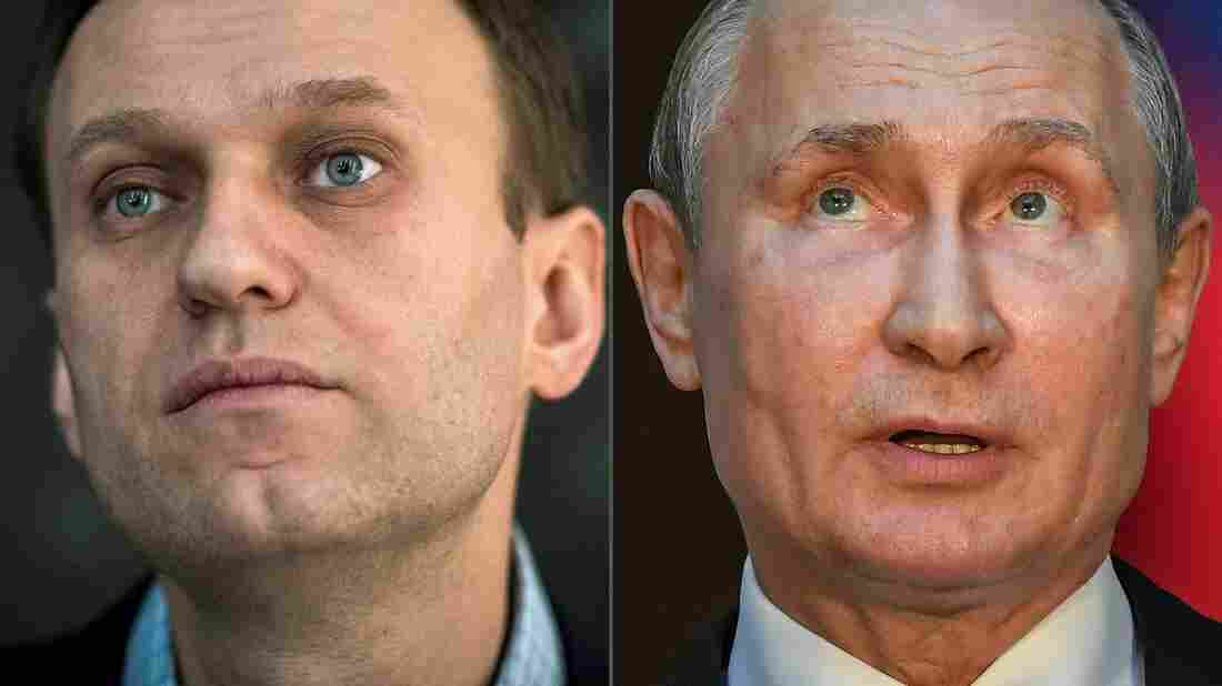 European Union slaps sanctions on Russian Federation over Navalny case