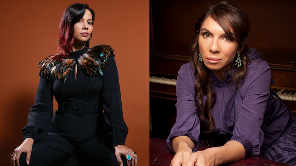 Amplify with Lara Downes: with guest Rhiannon Giddens