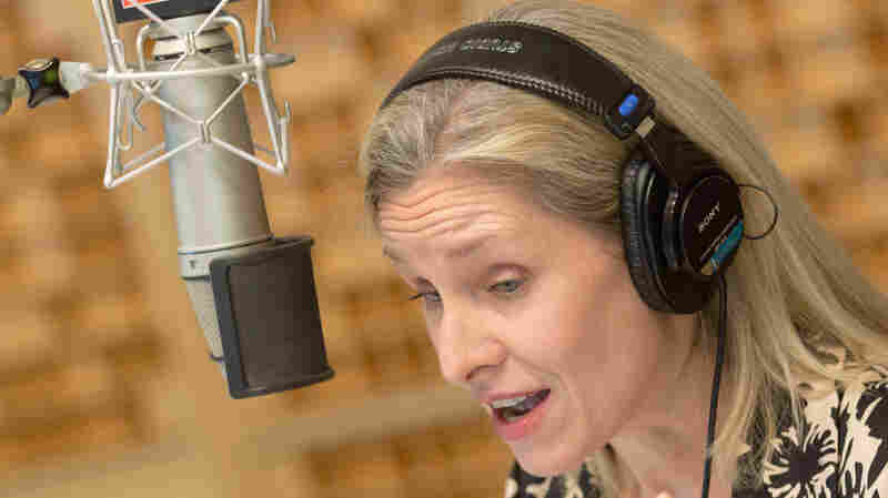 Mary Louise Kelly: How A Veteran Radio Journalist Adapts To Hearing Loss