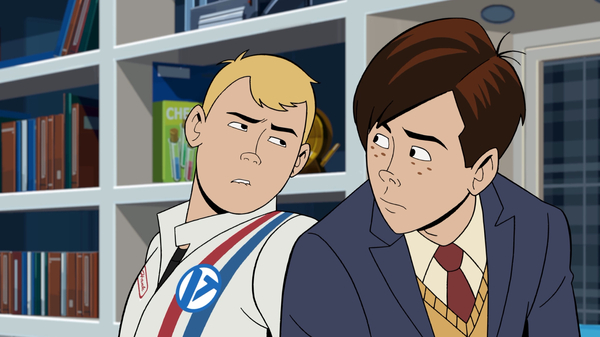 'The Venture Bros.' Creators On The Show's Legacy, Its Fans — And Its Cancellation