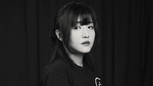 Deng Ge ran a rap record label in Wuhan, China, before the pandemic hit. She started the Angel Squad to help citizens cope during the lockdown.