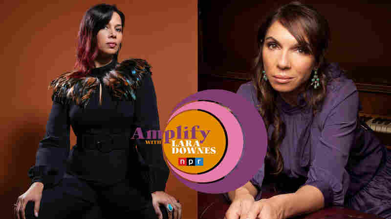 Lara Downes And NPR Music Announce AMPLIFY With Lara Downes