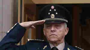 U.S. Arrests Mexico's Ex-Defense Chief, Accused Of Helping Drug Cartel