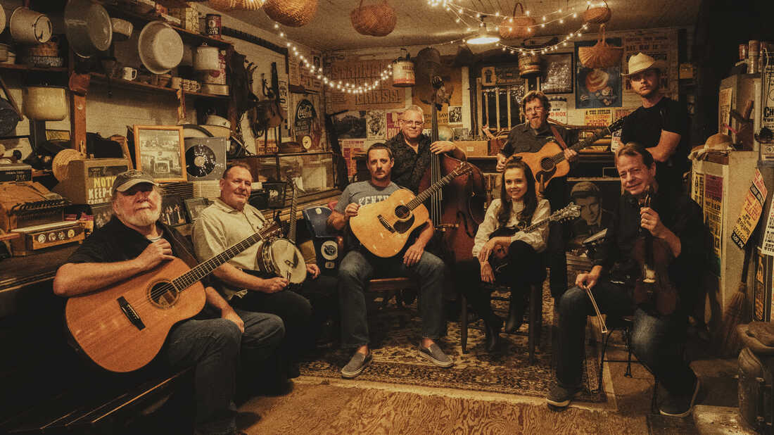 Sturgill Simpson Raids His Own Catalog For Surprise Bluegrass Album