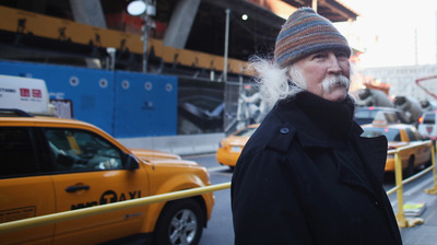 David Crosby Reflects On Musical Projects, Past And Present