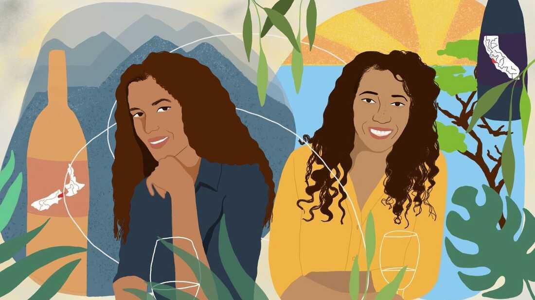 The McBride Sisters: Andréa McBride John and Robin McBride