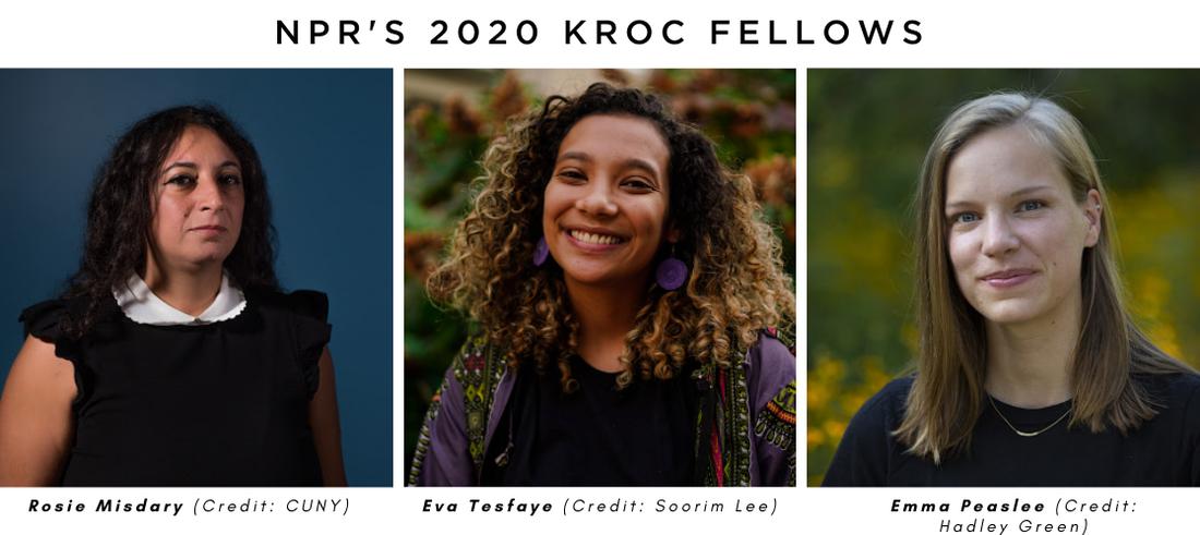 2020 Kroc Fellows