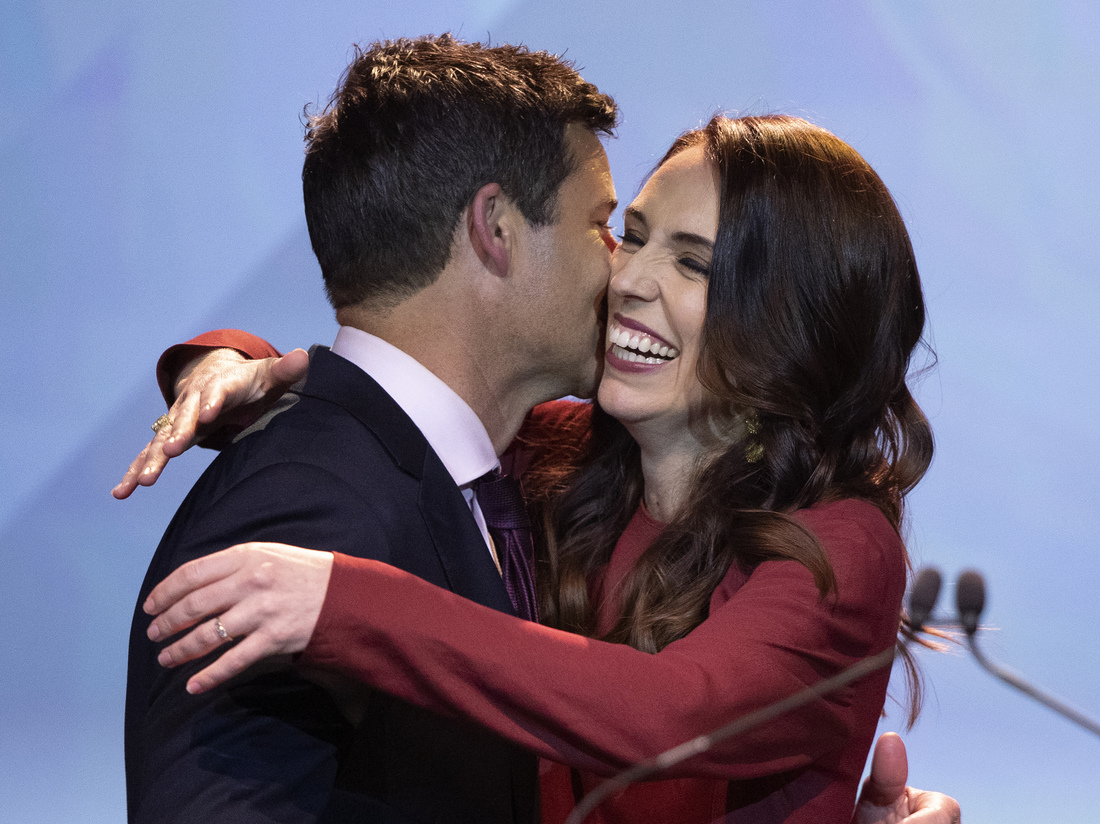 Jacinda Ardern Wins Second Term As New Zealand's Labour Party Takes Control : NPR