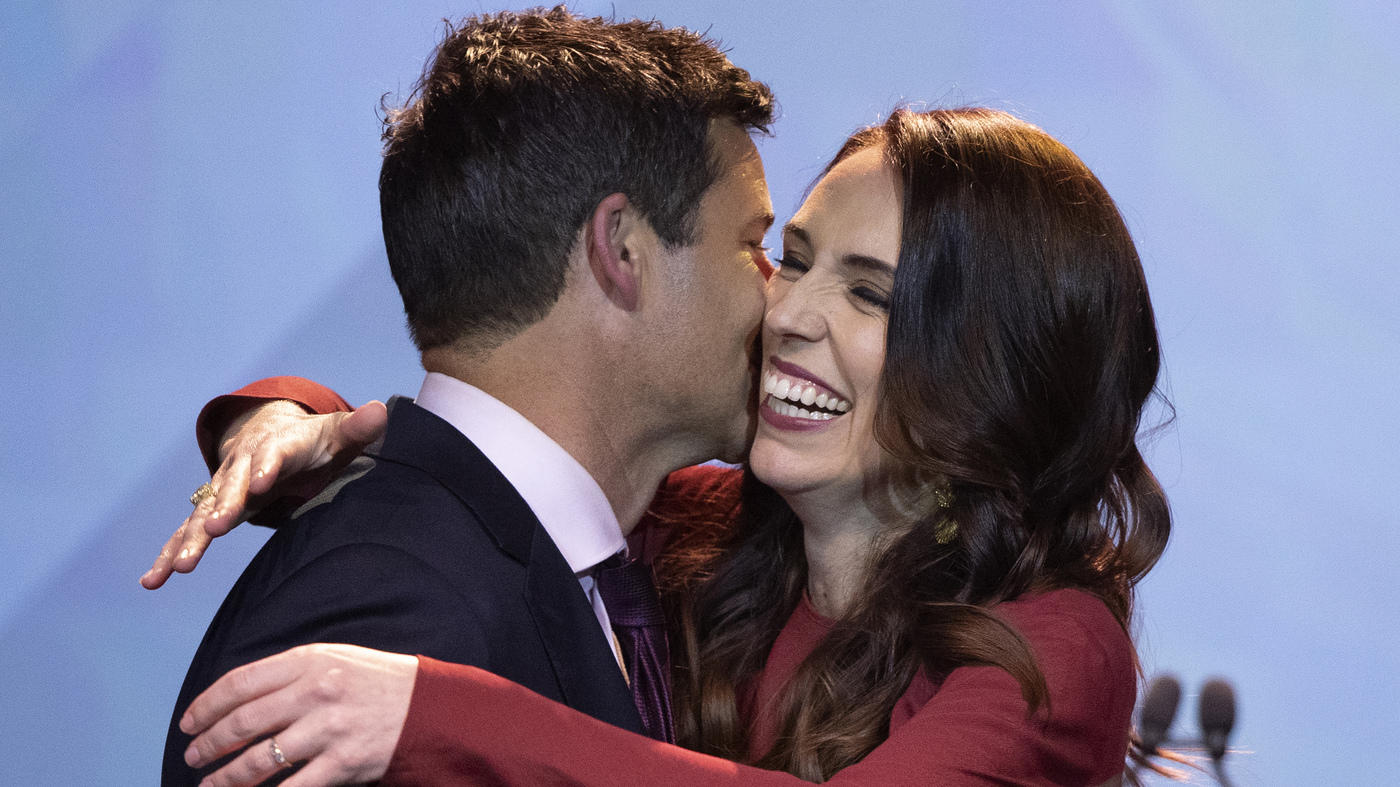 Jacinda Ardern Wins Second Term As New Zealand's Labour Party Takes Control – NPR
