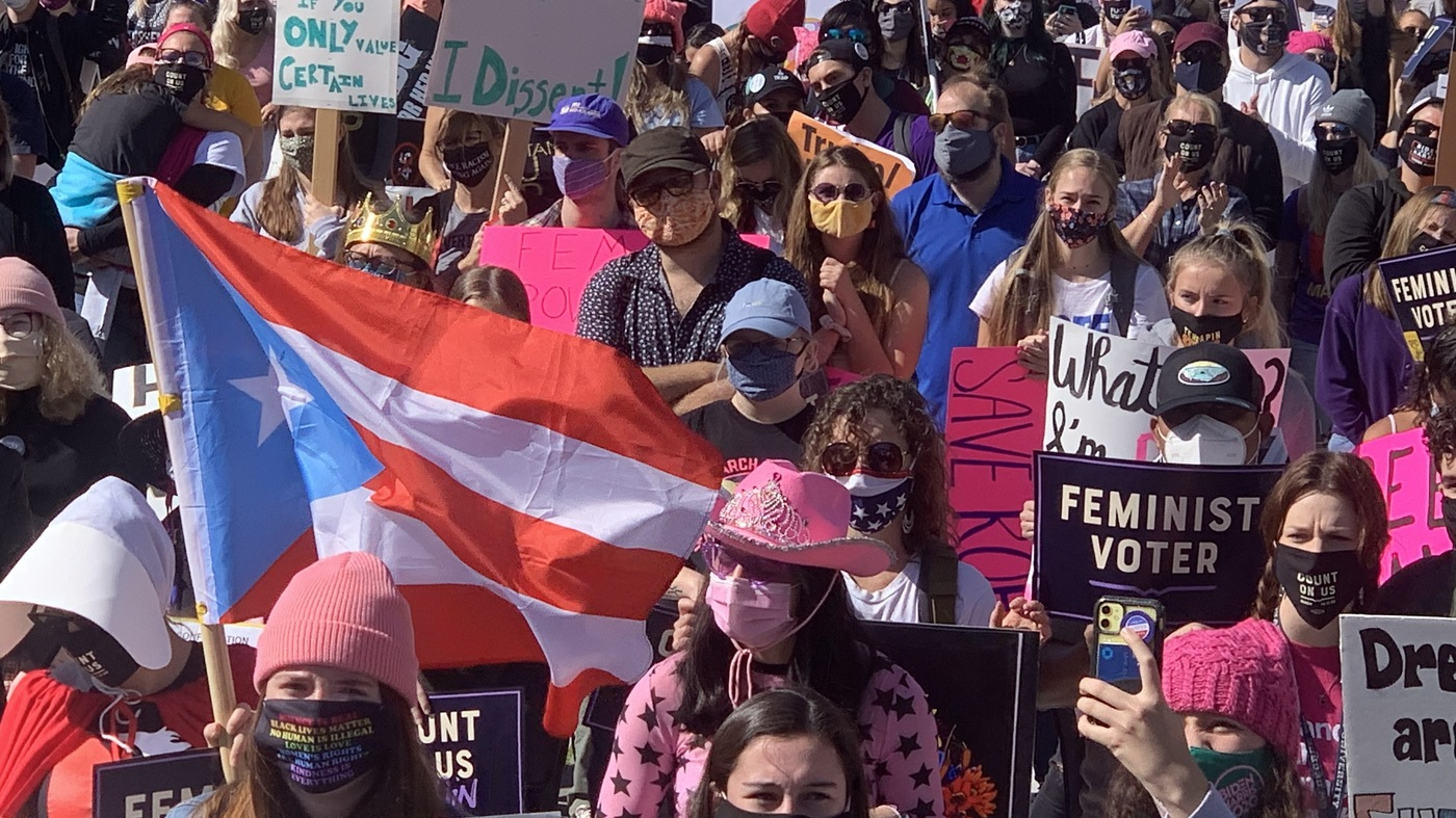 Women's Marches Being Held In Washington D.C. Cities Nationwide – NPR