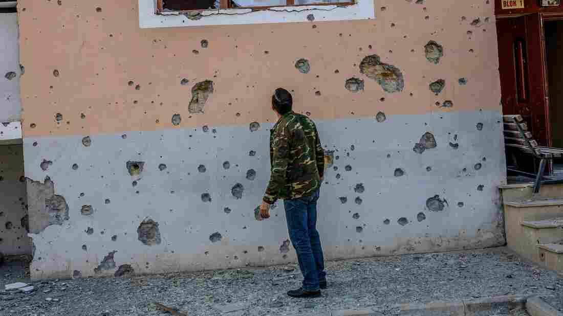 Sarkisyan: Armenia could recognize independence of Nagorno-Karabakh