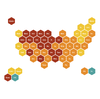 Coronavirus maps: how severe is the outbreak of your country?