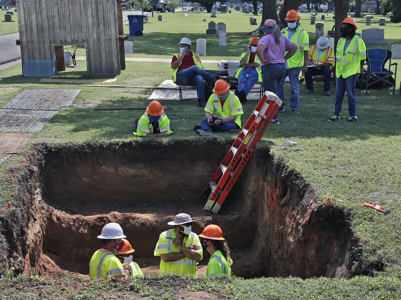 Tulsa Excavates New Site as Search for Victims of 1921 Race Massacre Continues