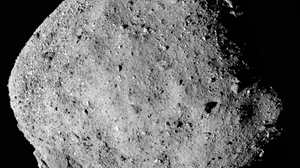 A NASA Spacecraft Successfully Touched Down On A Rocky Asteroid
