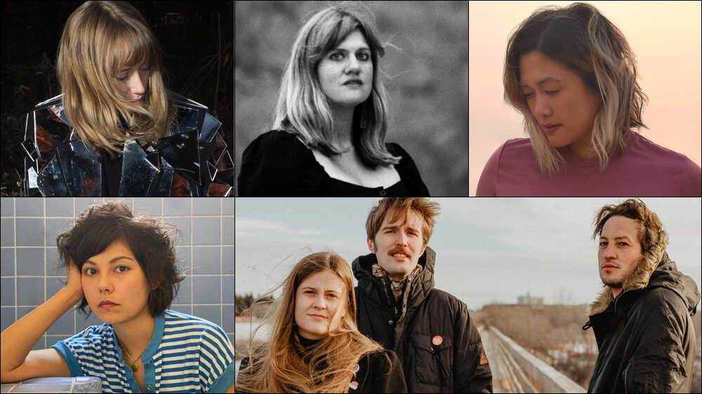 New Mix: MILCK, The Weather Station, Mary Lattimore, More