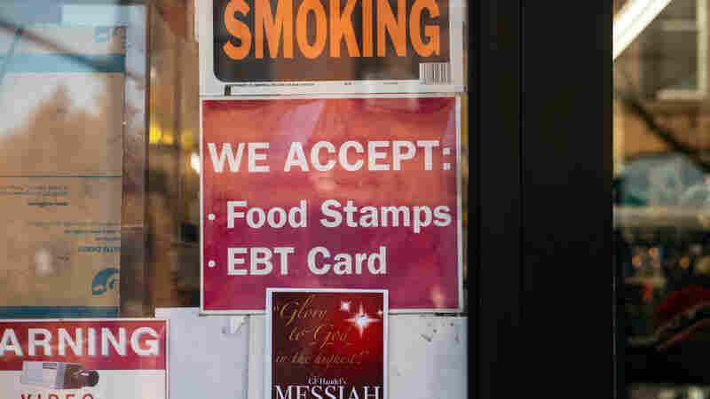 Court Vacates Trump Administration Rule That Sought To Kick Thousands Off Food Stamps