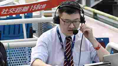 For Fans Hungry For Baseball, Taiwanese Announcer Made Right Call In Unusual Season