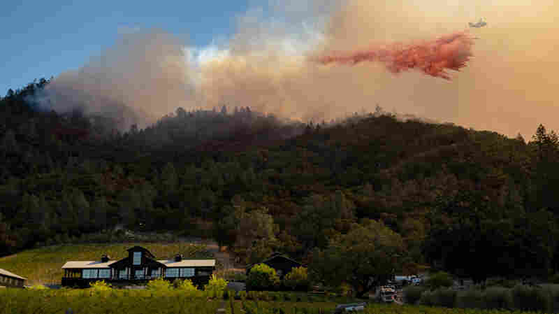 Millions Of Homes Are At Risk Of Wildfires, But It's Rarely Disclosed