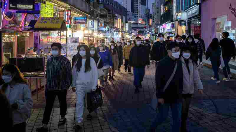 South Korea Eases Coronavirus Restrictions, Touts 'Exceptional' Success